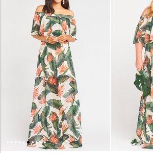 Paradise Found Maxi Dress